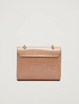 pennyblack Chain bag a stampa cocco articolo sculture